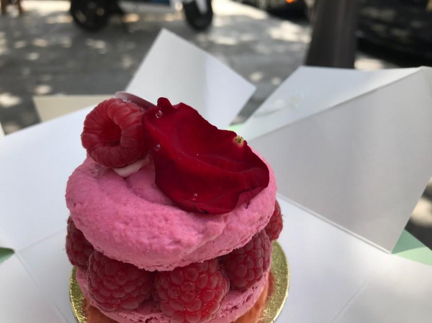 パリ洋菓子